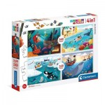 4 Puzzles - Seaworld