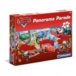 Puzzle  Clementoni-98538 Cars