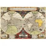 Puzzle   Antique Nautical Map