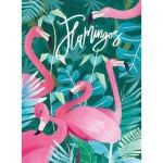 Puzzle   Fantastic Animals - Flamingos