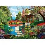 Puzzle   Fuji Garden