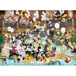 Puzzle   Mickey - 90 Years of Magic