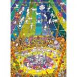 Mordillo Puzzle - The Show