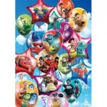 Puzzle   Pièces XXL - Disney Pixar Party