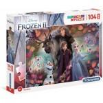 Puzzle   Pièces XXL - La Reine des Neiges 2