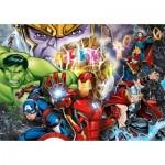 Puzzle Brillant - Marvel Elements