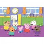 Puzzle Géant de Sol - Peppa Pig