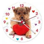 Puzzle Horloge - Puppy