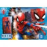 Spiderman Supercolor Puzzle