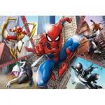 Puzzle   Supercolor Spiderman