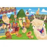 Lama-Supercolor Puzzle