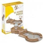 Cubic-Fun-C244h Puzzle 3D - Basilique Saint-Pierre de Rome