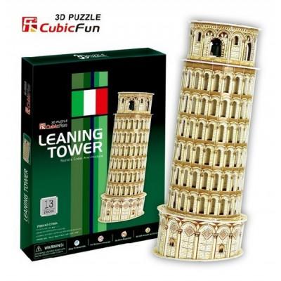 Cubic-Fun-C706H Puzzle 3D - Tour de Pise