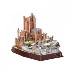 Cubic-Fun-DS0989 Puzzle 3D - Game of Thrones - Red Keep