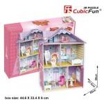 Cubic-Fun-K1201h Puzzle 3D - Pianist's Home (Difficulté: 4/6)
