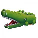 Cubic-Fun-K1502H Puzzle 3D - Crocodile - Difficulté : 3/8