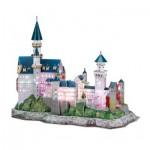 Cubic-Fun-L174H Puzzle 3D avec LED - Château de Neuschwanstein - Difficulté 6/8
