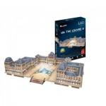 Cubic-Fun-L517h Puzzle 3D avec LED - Le Louvre - Difficulté : 6/8
