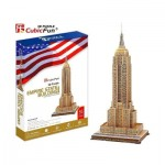 Cubic-Fun-MC048H-2 Puzzle 3D - Empire State Building (Difficulté : 5/8)
