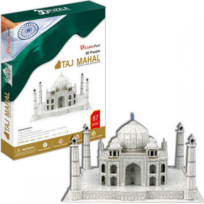 Puzzle 3D - Taj Mahal
