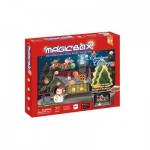 Cubic-Fun-OM3605h Puzzle 3D - Magic Box - Cottage de Nöel (Difficulté: 4/6)