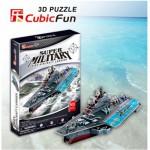Cubic-Fun-P602H Puzzle 3D - Kiev Aircraft Carrier