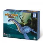 Cubic-Fun-P671h Puzzle 3D - Plésiosaurien
