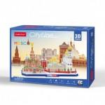 Puzzle 3D - Cityline - Moscou