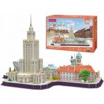 Puzzle 3D - Cityline Varsovie