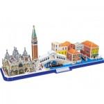 Puzzle 3D - Cityline Venise