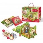 Puzzle 3D - Little Red Riding Hood - Difficulté : 2/8