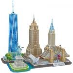 Puzzle 3D - New York - Difficulté : 4/8