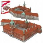 Puzzle 3D - Palais Royal de Varsovie