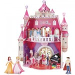 Puzzle 3D - Princess Birthday Party
