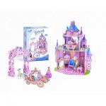 Puzzle 3D - Princess Secret Garden