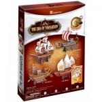 Cubic-Fun-T4001H Puzzle 3D - Série Voyage Century
