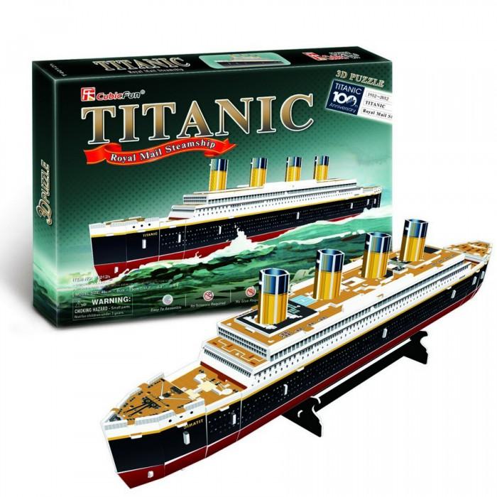 Puzzle 3D - Le Titanic