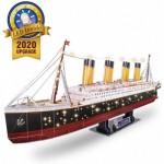 Puzzle 3D avec LED - Titanic
