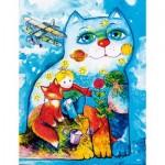 HCM-Kinzel-69115 Puzzle en Bois - Le Petit Prince