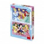 2 Puzzles - Princesses
