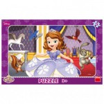 Dino-30122 Puzzle Cadre - Sofia the First
