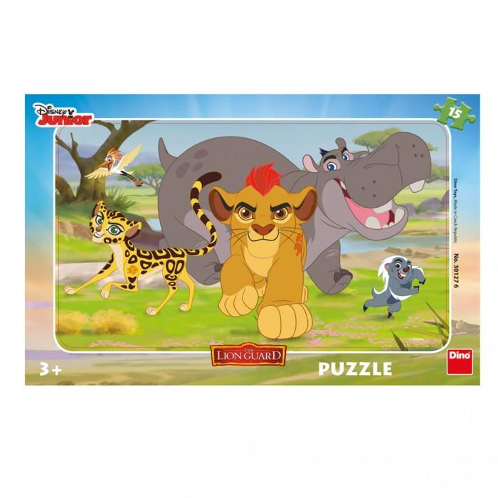 Puzzle Cadre - Le Roi Lion