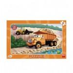 Dino-30130 Puzzle Cadre - Tatra
