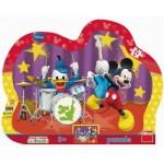 Dino-31130 Puzzle Cadre - Mickey