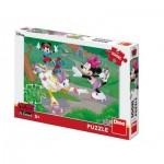 Puzzle  Dino-34346 Pièces XXL - Minnie
