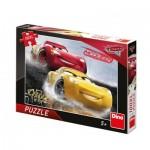 Puzzle  Dino-34347 Pièces XXL - Cars