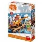 Dino-35020 Pièces XXL - Baby Puzzle