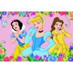 Puzzle  Dino-37133 Princesses