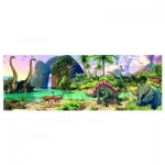 Puzzle  Dino-39330 Dinosaures