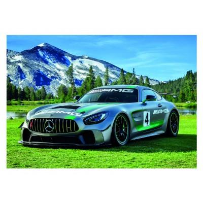 Puzzle Dino-47225 Pièces XXL - Mercedes AMG GT